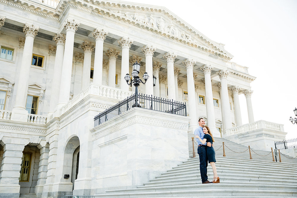 Washington DC and Georgetown Engagement Photos by St Louis Wedding Photographers and Videographers Oldani Photography 7.jpg