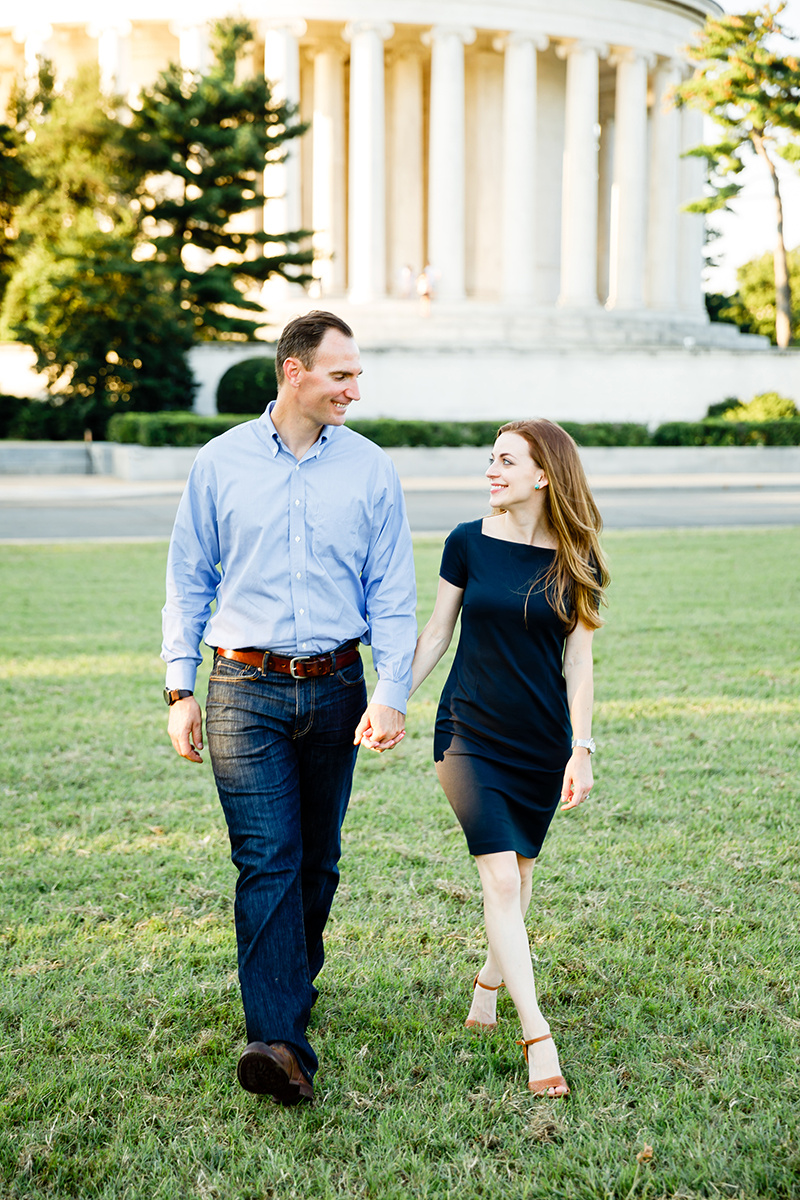 Washington DC and Georgetown Engagement Photos by St Louis Wedding Photographers and Videographers Oldani Photography 12.jpg