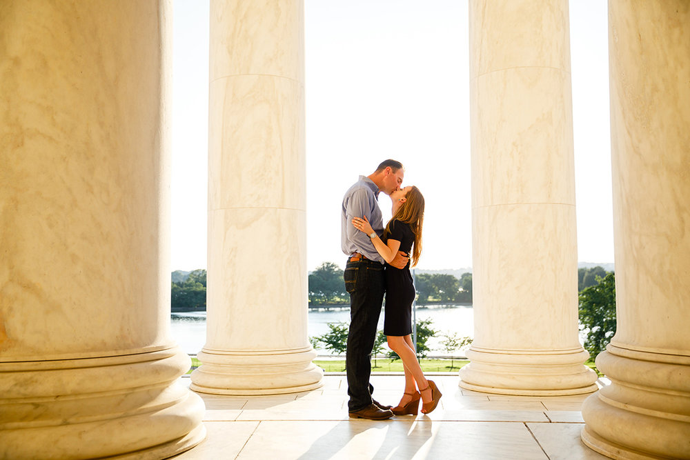 Washington DC and Georgetown Engagement Photos by St Louis Wedding Photographers and Videographers Oldani Photography 20.jpg