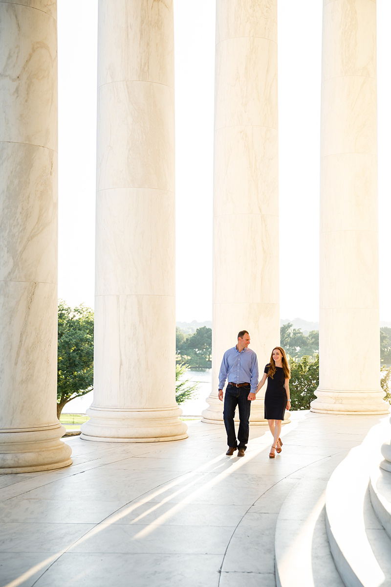 Washington DC and Georgetown Engagement Photos by St Louis Wedding Photographers and Videographers Oldani Photography 24.jpg