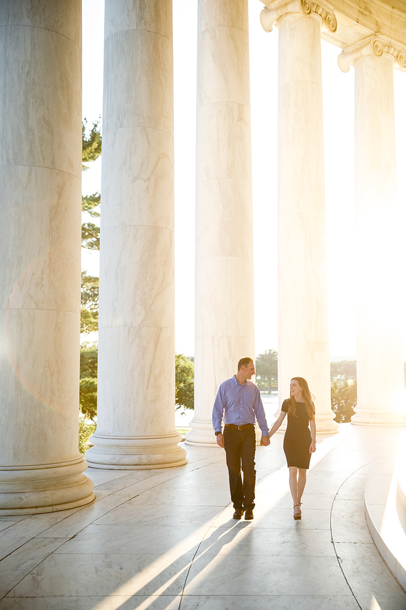 Washington DC and Georgetown Engagement Photos by St Louis Wedding Photographers and Videographers Oldani Photography 25.jpg