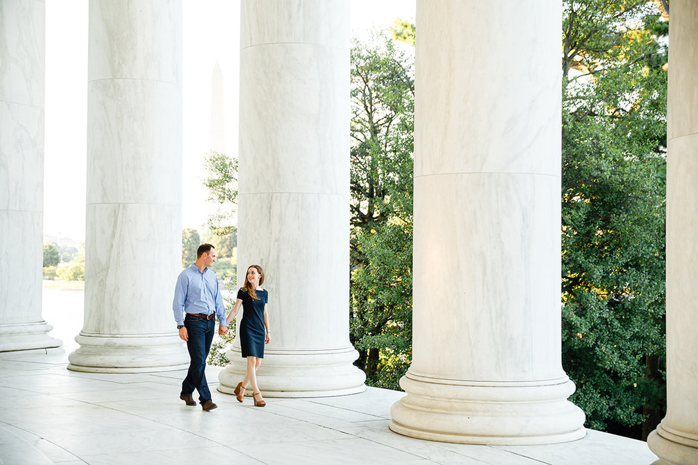 Washington DC and Georgetown Engagement Photos by St Louis Wedding Photographers and Videographers Oldani Photography 27.jpg