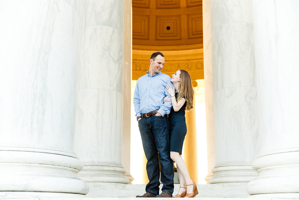 Washington DC and Georgetown Engagement Photos by St Louis Wedding Photographers and Videographers Oldani Photography 29.jpg
