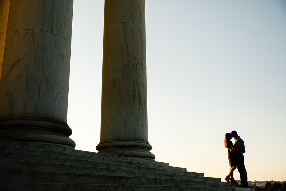 Washington DC and Georgetown Engagement Photos by St Louis Wedding Photographers and Videographers Oldani Photography 34.jpg