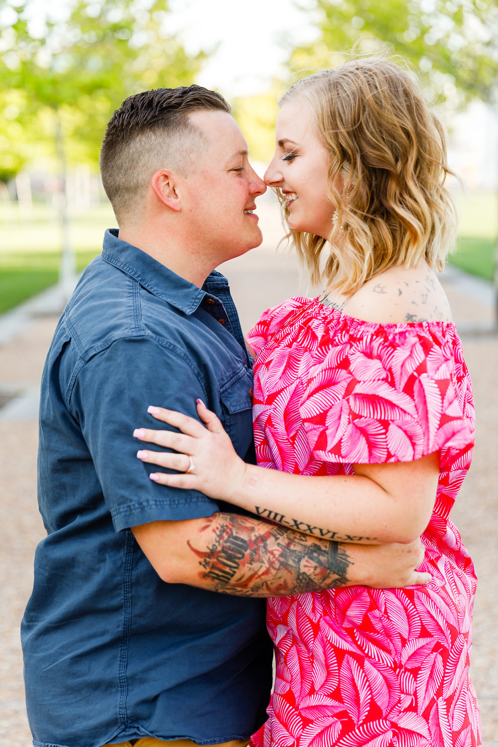 St Louis Engagement Photos by St Louis Wedding Photographers and Videographers Oldani Photography 2.jpg