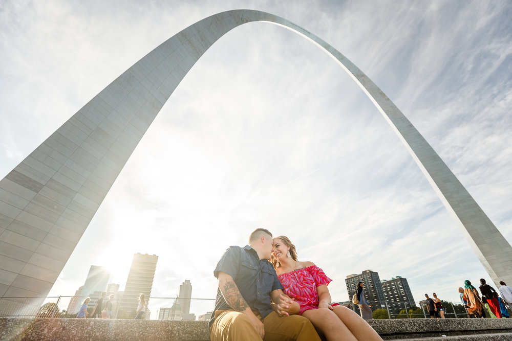St Louis Engagement Photos by St Louis Wedding Photographers and Videographers Oldani Photography 6.jpg