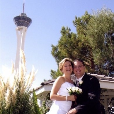 It's our anniversary!! Together for 16 years this month and married for 9 today ❤️