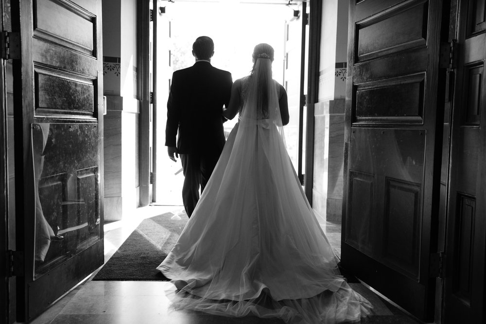 Old Cathedral Wedding and Windows on Washington Reception Photos by St Louis Wedding Photographers and Videographers Oldani Photography 64.jpg