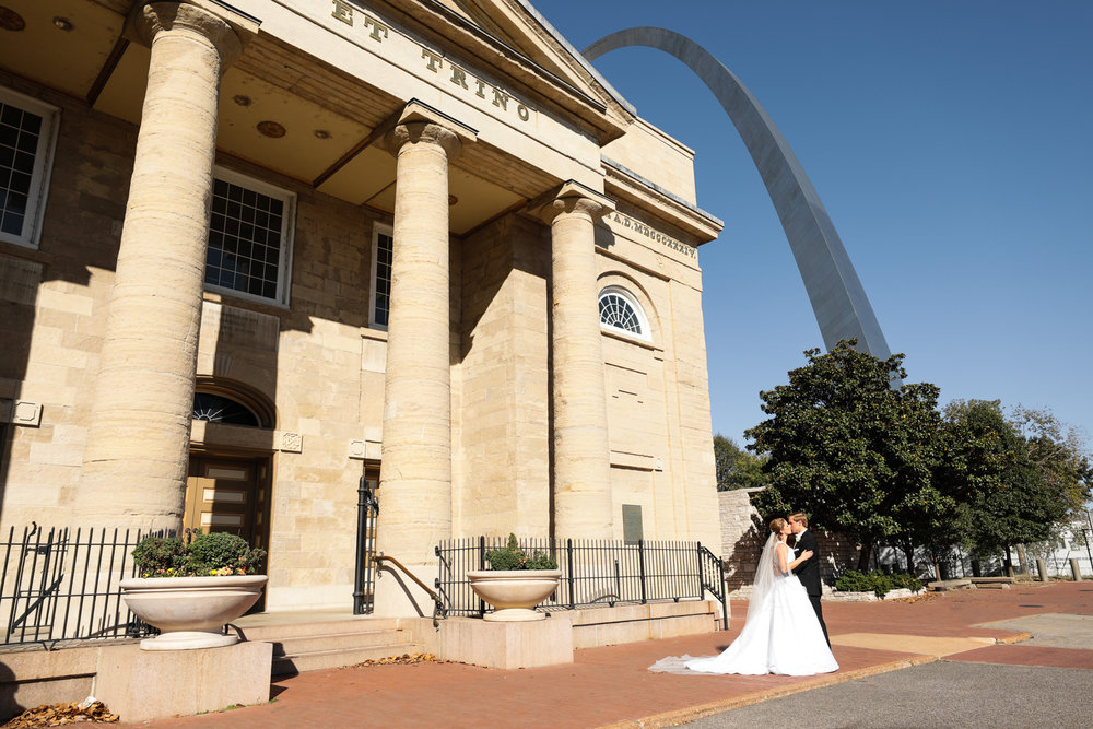 Old Cathedral Wedding and Windows on Washington Reception Photos by St Louis Wedding Photographers and Videographers Oldani Photography 67.jpg