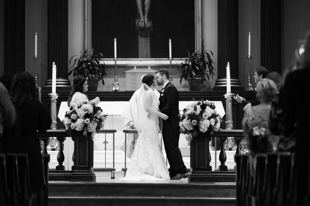 Old Cathedral Wedding and Lumen Private Event Space Reception Photos by St Louis Wedding Photographers and Videographers Oldani Photography 33.jpg