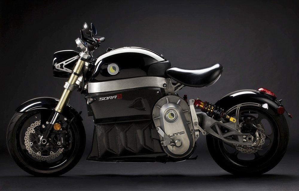 ELECTRIC MOTORBIKE -