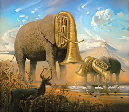 Art Fantasy Fantastic Illusion Magic Painting Surrealism -2.jpeg