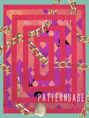 The PatternBase: Contemporary Textile and Surface Design   —  This book will showcase a collection of designs from contemporary textile and surface designers from all over the world. Six of our print designs have been selected to be featured in this book. The hardcover edition is due to be released in Summer 2015.