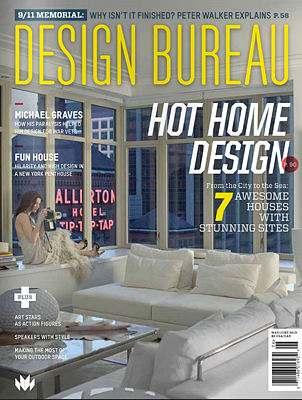 DESIGN BUREAU   May/June 2013 - Issue 19 — Article/Interview:    'Eyes On ISOM'  By Lauren Carroll