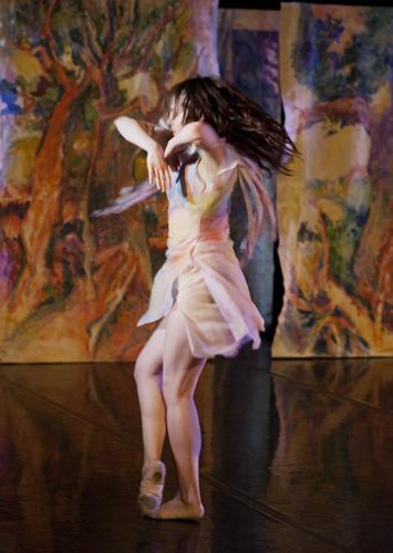 Jenny Lustig, dancer