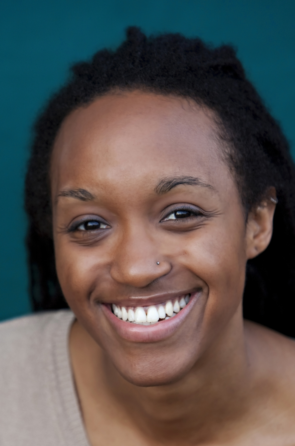 Robin JaVonne Smith plays Anna Lion