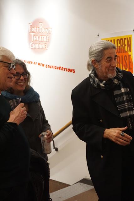 Don Eyles (l), Rachel Borgatti, and Eli Alperowicz .  Photo by Mario Avila