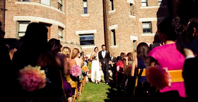 Mark Morgan Married At The Glessner House Tim Tab Studios