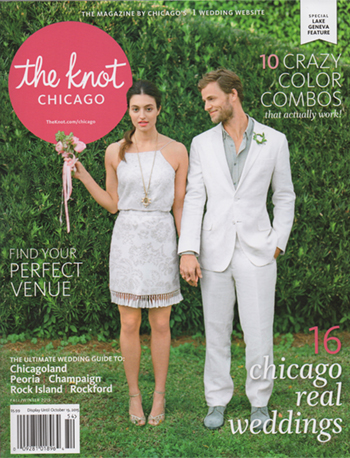 The Knot Chicago, Fall/Winter 2015