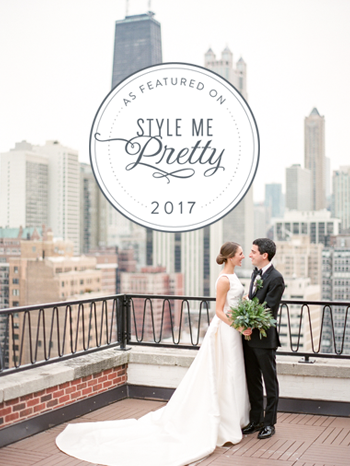 Style Me Pretty, January 2017