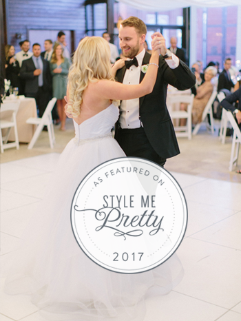 Style Me Pretty, July 2017