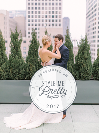 Style Me Pretty, August 2017