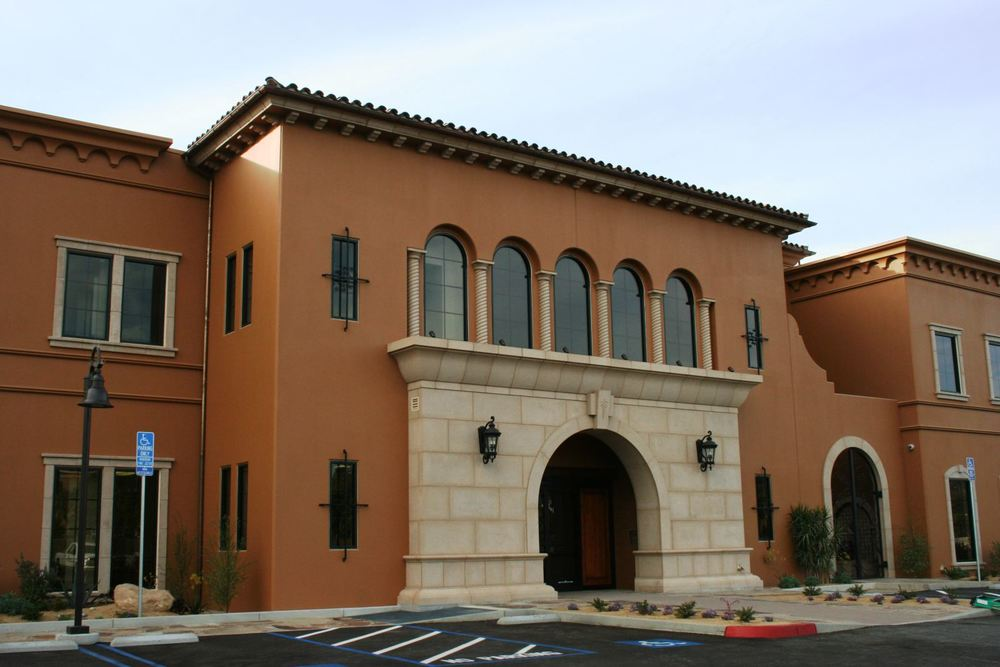 Photo: Exterior shot of 4S Health Center, located in 4S Ranch, San Diego.