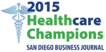 Healthcare Champion Finalist 2015