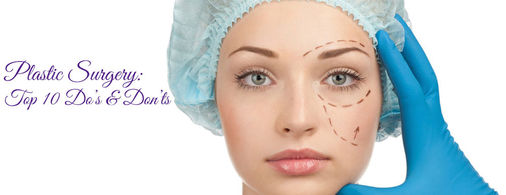 PHOTO: Top 10 do's & don'ts in plastic surgery.