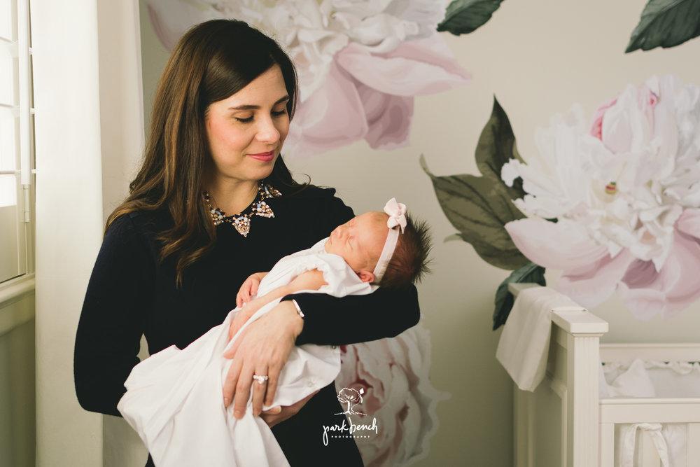 Dallas Lifestyle Newborn Photographer