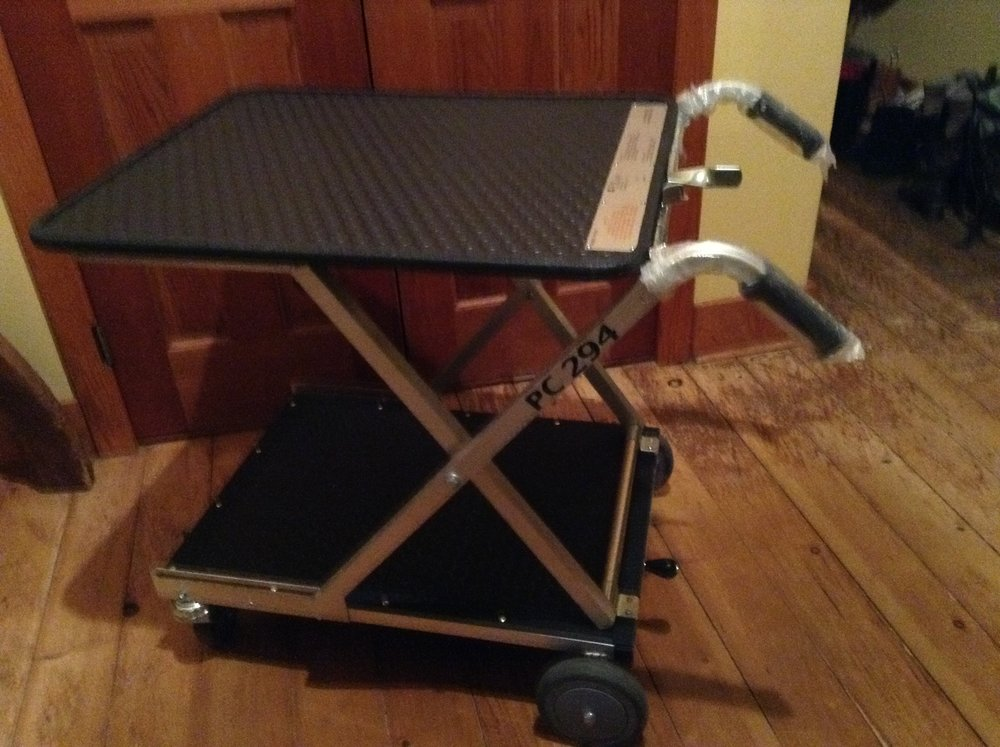 Superieur Mobile Equipment Cart In Long Island, NY U2014 Used Vet Equipment   Tables /  Sinks / Scales Tubs