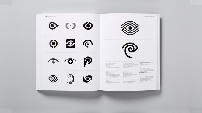 Angus Hyland symbols book