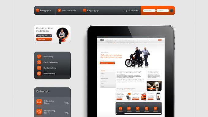 alka interactive design