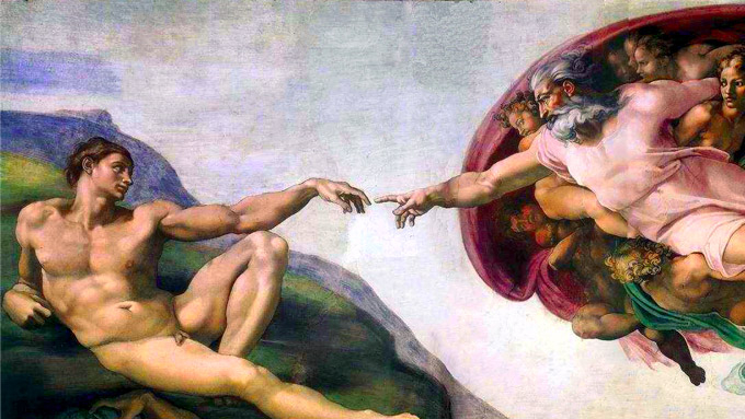 Design is problem solving sistine chapel