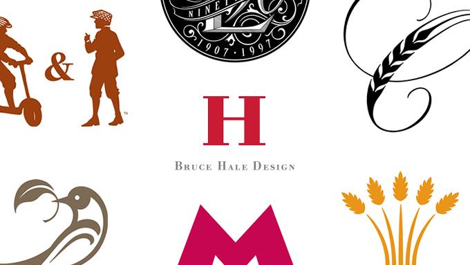 bruce hale logos