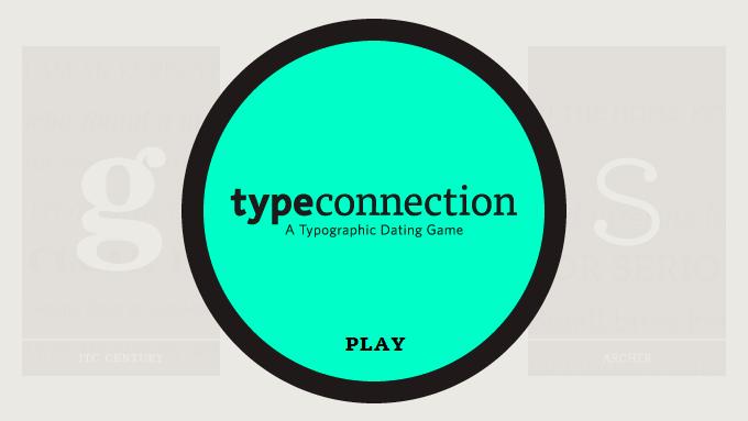 Typeconnection!