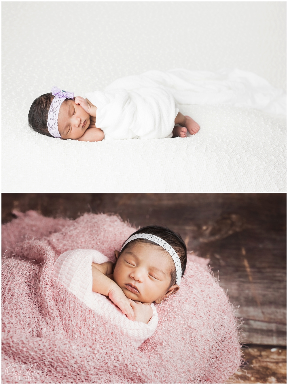 © One Tree Studio Inc. | Newborn Photography | Markham
