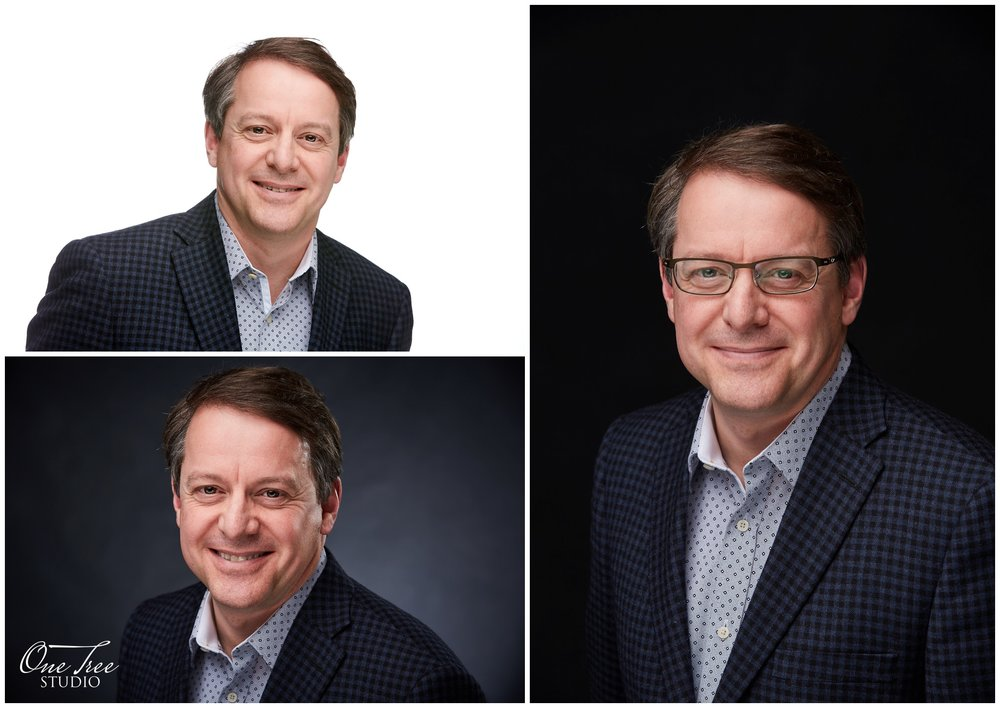 High Volume Executive Headshots | Rogers Communications | One Tree Studio Inc. | Metro Toronto Convention Centre