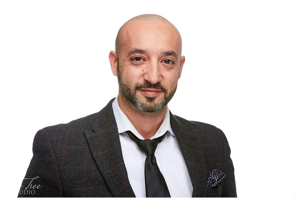 Professional Headshots | Mobile Studio | Toronto Markham Niagara | One Tree Studio Inc.