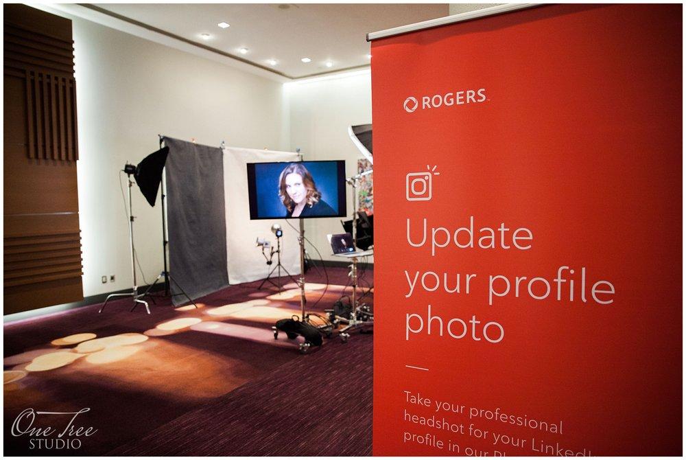 Headshot photo booth and mobile photography studio | Markham Toronto Niagara Region