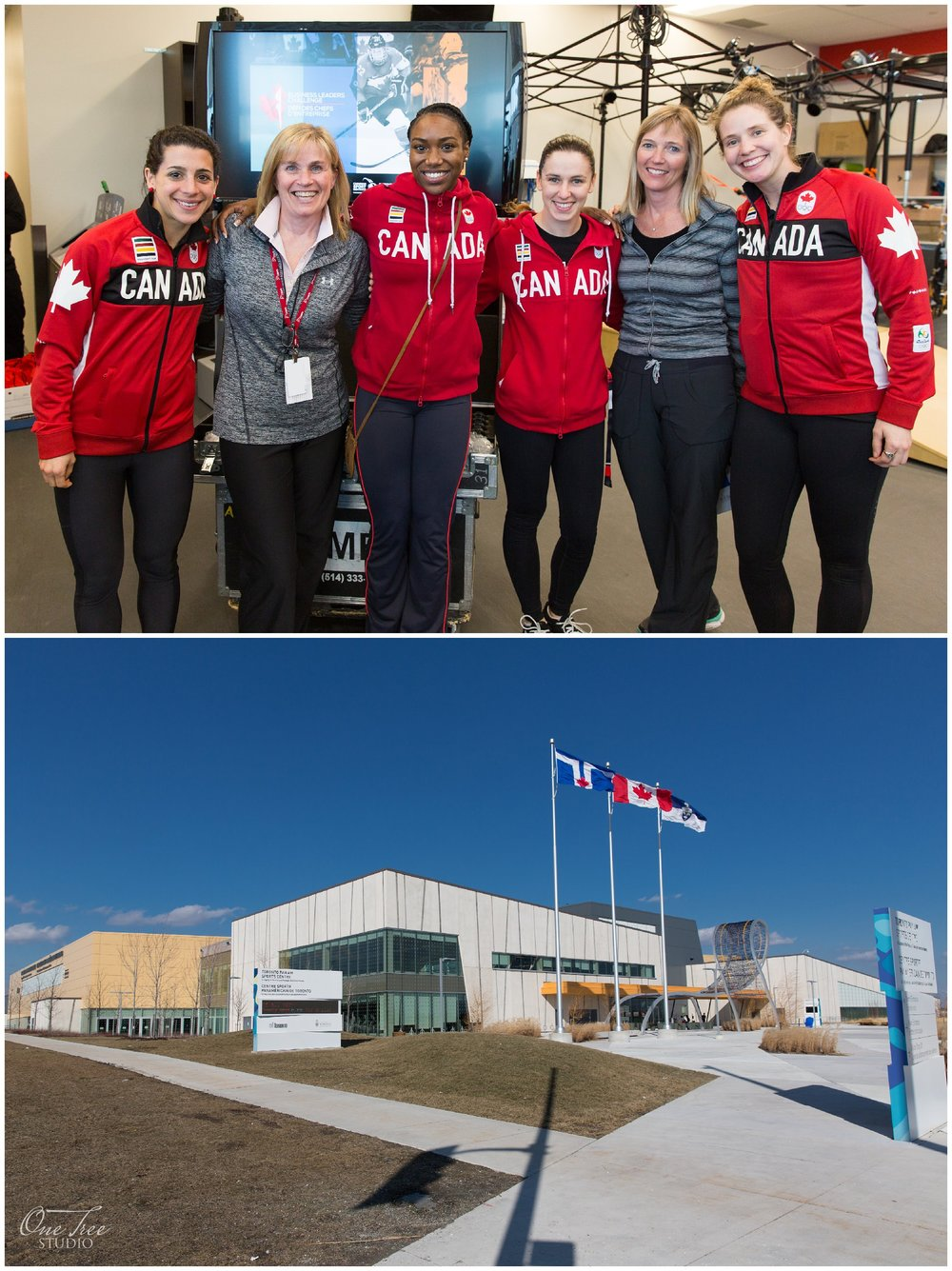 Toronto Event Photographer | Pan Am Sports Centre | One Tree Studio Inc.