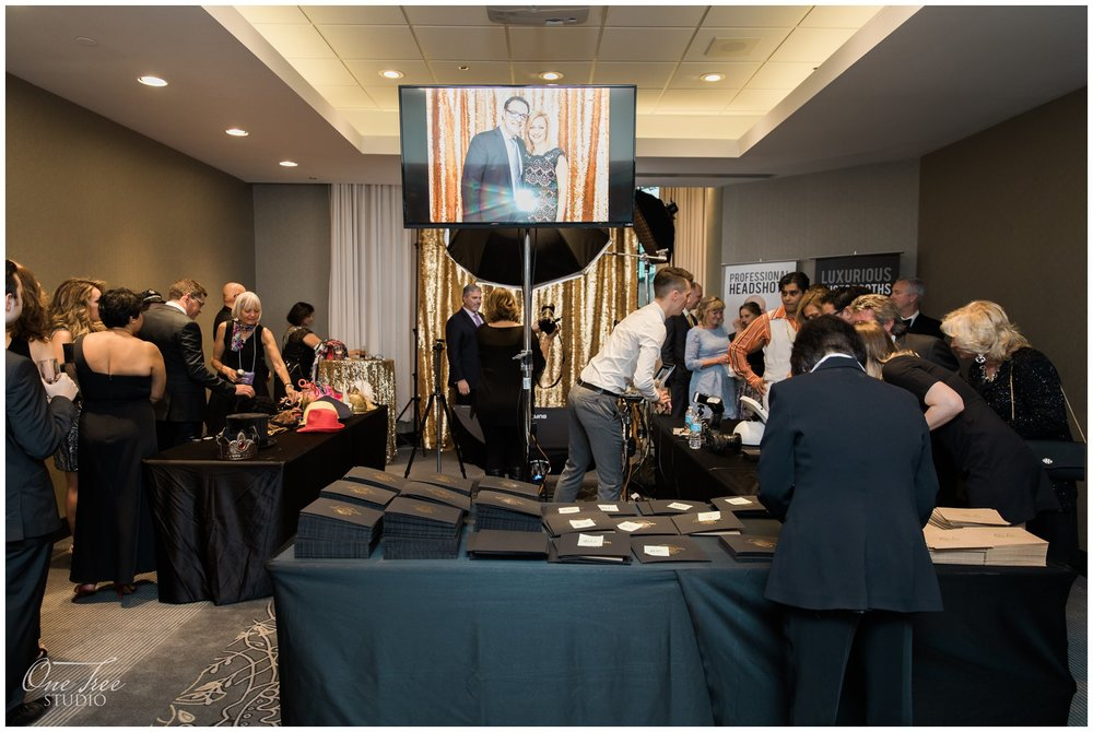 Markham Photo Booth | Hilton Markham | One Tree Studio