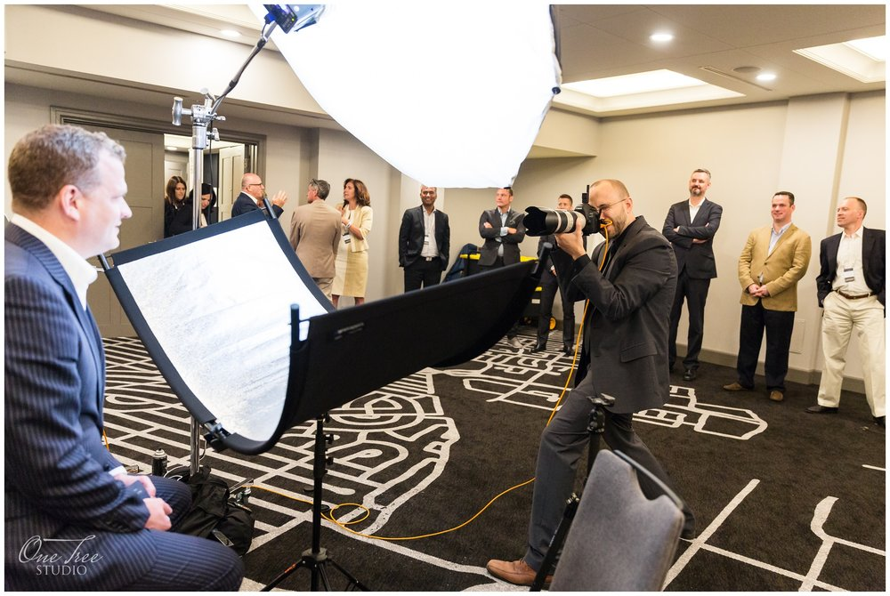 Montreal Conference Headshots | Fairmont and AccorHotels