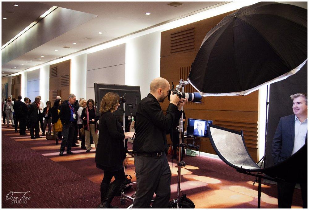 Toronto Conference Headshots | One Tree Studio