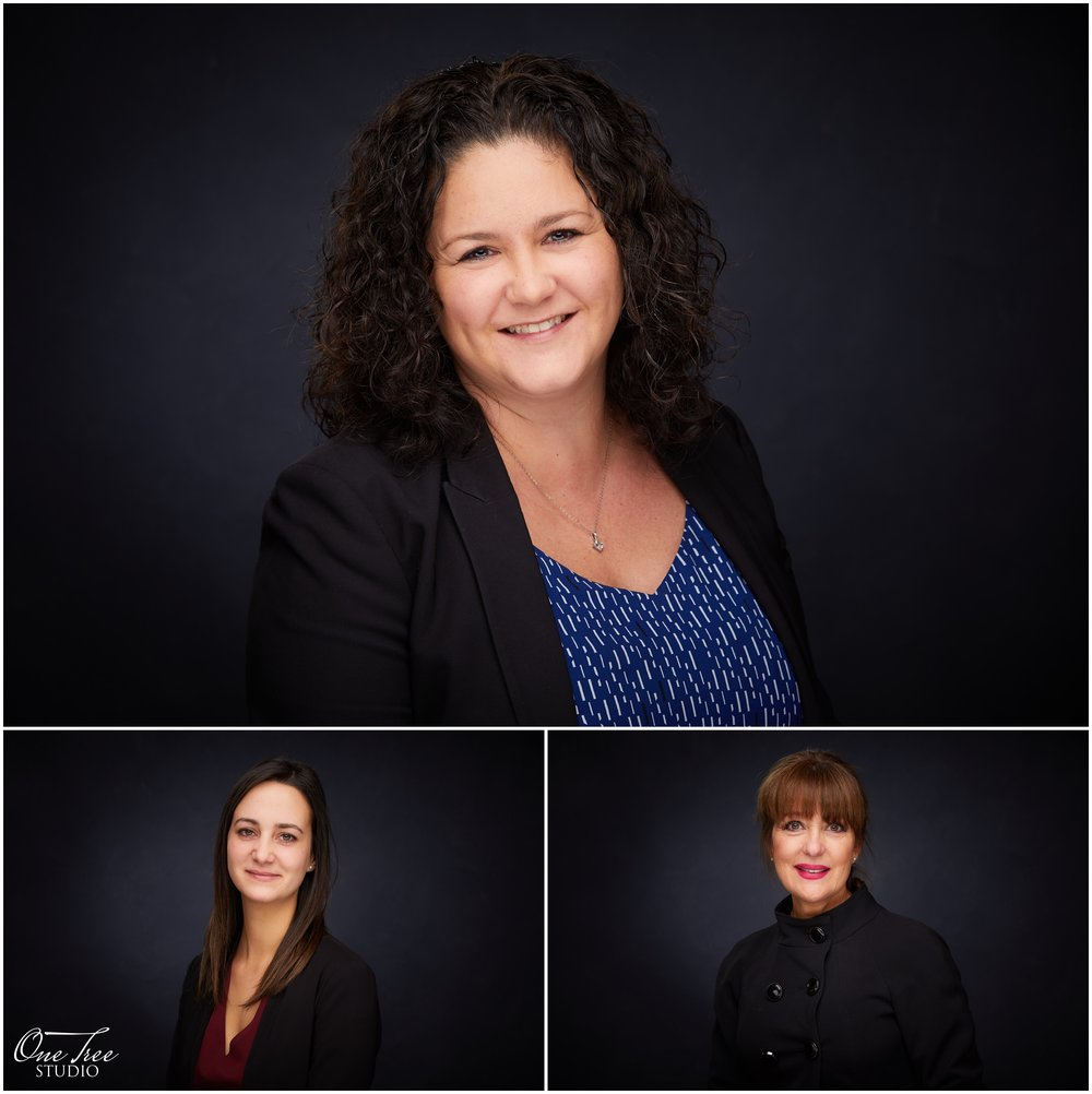 Headshots for Fairmont Montebello | One Tree Studio