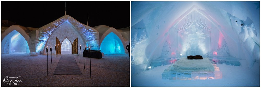 Hotel de Glace - Event Photographer