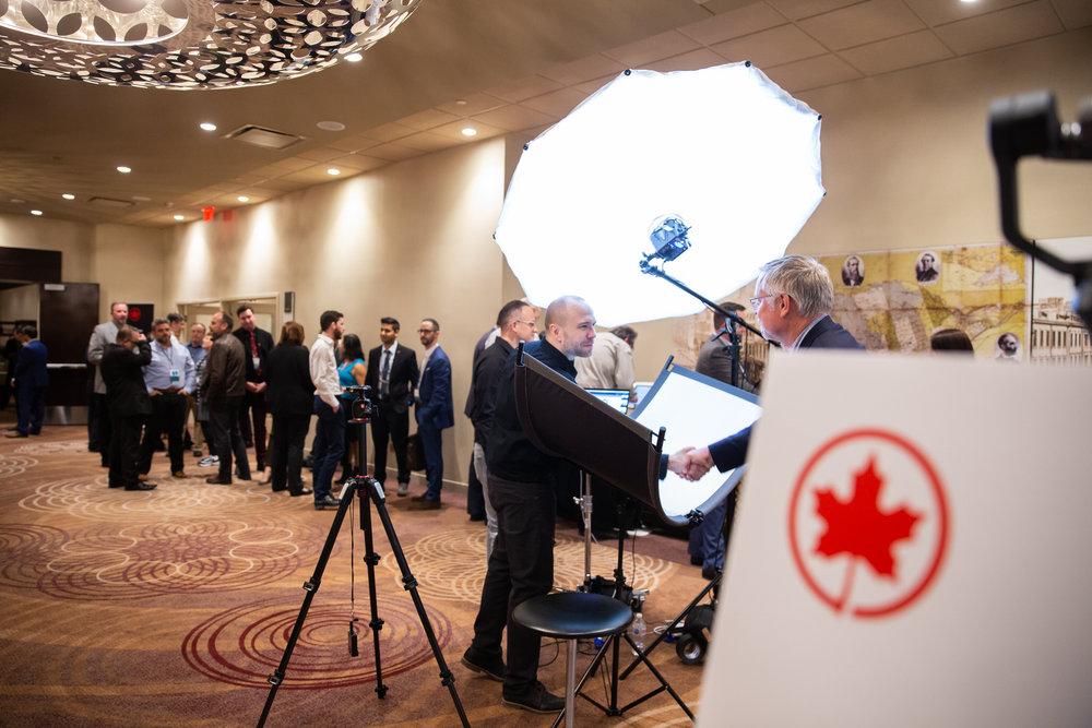 Toronto Headshots at Sheraton Centre Toronto
