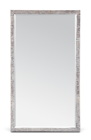 Regent Polished Silver Mirror     31×54   MGREGENTSL     Also available in 26×38     Print Tearsheet