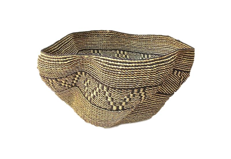 Wave Basket, Africa  18dx9h  DA002