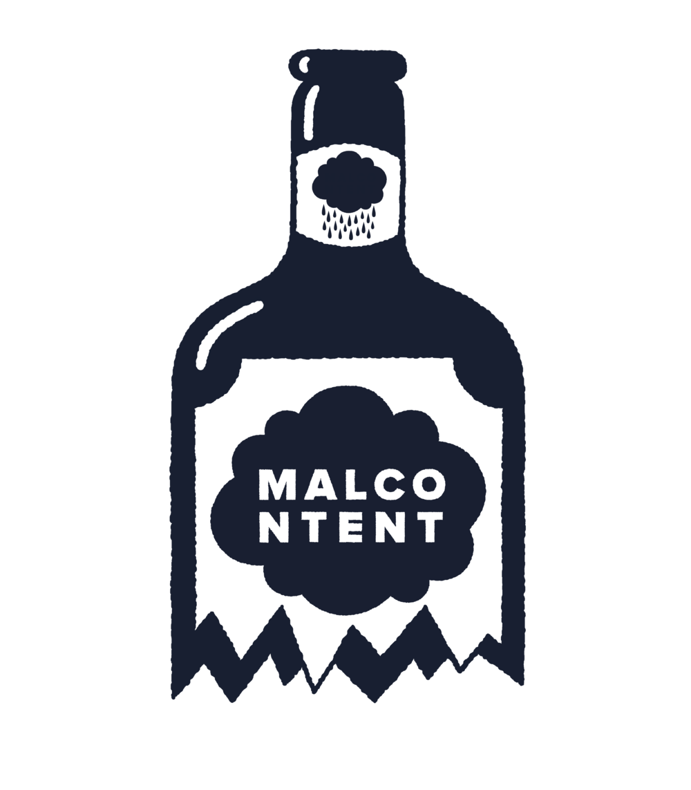 MALCONTENT Bottle